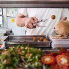 Un falafel à Paris : « Topoly »