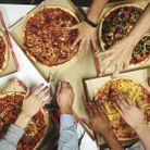 Livraison de pizzas à Paris