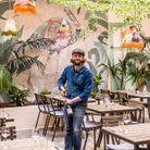 Au Petit Guste, Jean-Christophe Codaccioni entend bien bousculer la scène marseillaise avec des assiettes bien balancées et de jolis flacons.