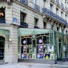 Ladurée Champs Elysées