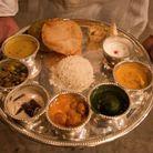 Un restaurant indien à Paris
