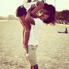 Le baiser au sommet