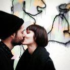 Le baiser d'artistes