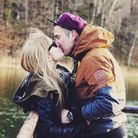Le baiser dans le vent