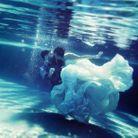 Trash the dress : même sous l'eau !