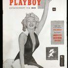 1953 : Marilyn Monroe en couverture du tout premier Playboy