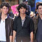 Le trio Jonas Brothers