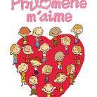 Maman livre enfants philomene