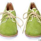 Chaussures en veau velours C.Petula