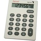 Calculatrice Grande Dimension XXL, Rebell, Chez Amazon