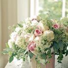 Bouquet de roses printanier