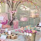 Candy bar champêtre