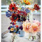 Composition florale automne