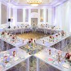 Disposition de tables comment disposer les tables pour - Comment disposer les tables pour un mariage ...