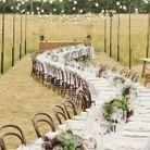 Mariage champêtre bohème