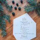 Mariage hiver menu