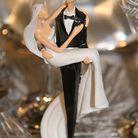 Personnalisez vos figurines de mariage