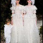 Chanel mariée avant-gardiste