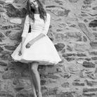 Robe de mariée rétro Delphine Manivet