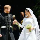 Une robe de mariée très secrète