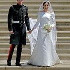 Une voile de cinq mètres pour la robe de mariée de Meghan Markle