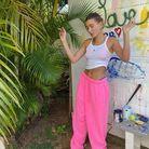 La peinture pour Hailey Bieber