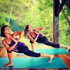 Le secret belles fesses de Gisele Bündchen : le yoga