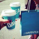 Organic Detox de David's Tea