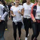 Les sportives, ultra motivées pour la ELLE Run Marionnaud