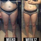 Le Top Body Challenge avant/après : les résultats en 12 semaines