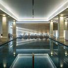 La piscine du SPA & Wellness Center Coquillade