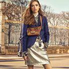 Le sac Bumbag Dauphine en toile Monogramme par Louis Vuitton