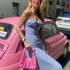 Modele Gabbi rose