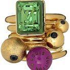 Mode guide shopping accesoires bijoux bagues louis vuitton