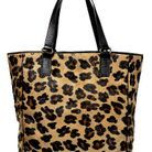 Mode guide shopping tendance look leopard sac cabas minelli