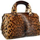 Mode guide shopping tendance look leopard sac cesare paciotti