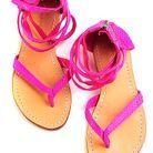 Mode guide shopping tendance accessoires chaussures sandales antik batik HAVANA