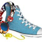 Mode guide shopping diapoarama accessoires chaussures baskets hip hop converse