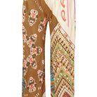 Pantalon à imprimé foulard Chloé
