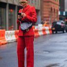 Un costume rouge