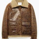Peau lainée American Vintage