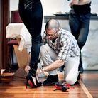 Mode reportage coulisses haute couture defile alexandre vauthier mannequins