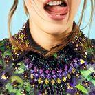 Mode joaillerie p156 Bijoux : l'or se fait pop !
