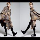 2 mode serie look tendance KAROLINA Kurkova rentree