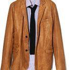 Mode guide shopping tendance homme look michael douglas veste cuir zadig voltaire