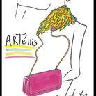 Christian Louboutin Artemis Drawing