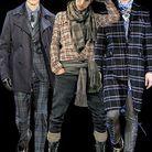 Mode tendance shopping homme ecossais