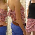 Mode tendance astuces do it yourself pareo bustier pareo montage