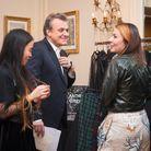 ELLE aime la mode - jeune talents au Crillon Andrea Crews Castelbajac