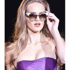 Les lunettes papillons de Dsquared2